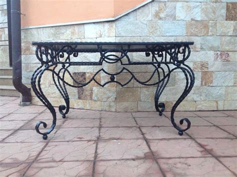 rustic wrought iron table ls wrought iron table ls uk 28 images wrought iron table