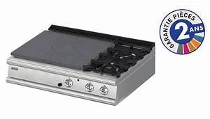 Plaque De Cuisson 5 Feux : baron gamme 900 top 2 feux vifs gaz et plaque coup de feu ~ Dailycaller-alerts.com Idées de Décoration