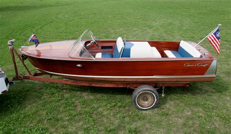 Vintage Ski Boats For Sale Australia by Wood Boat Plans Chris Craft Aplan