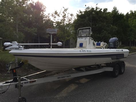 Bay Boats For Sale Mobile Al by 2011 Skeeter Zx22v Bay Boat The Hull Boating And