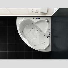 Luxus Whirlpool Indoor Badewanne 150x150 + Vollausstattung