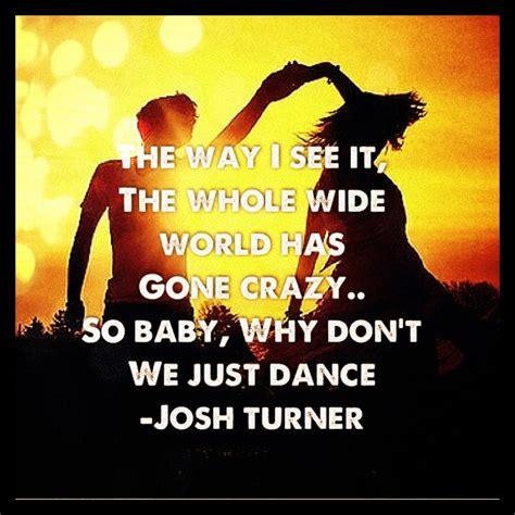 josh turner  don    dance lyrics youtube fiklerbka
