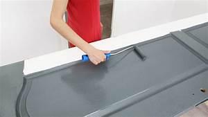 Comment peindre une porte peintures de couleurs pour for Comment peindre une porte
