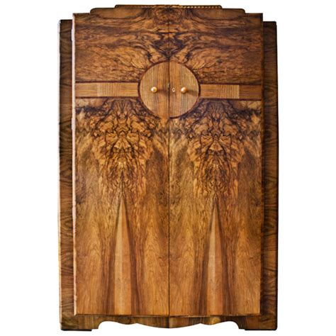 Art Deco Wardrobe At Stdibs