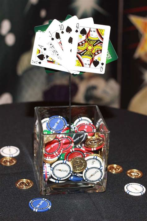 Casino Night Party Ideas  Wallumscom Wall Decor