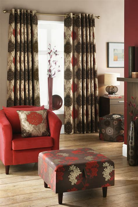 stylish creative curtains living room interesting interior