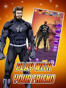Create, Your, Own, Superhero, For, Android