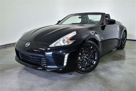 New 2017 Nissan 370z Touring 2d Roadster In Las Vegas