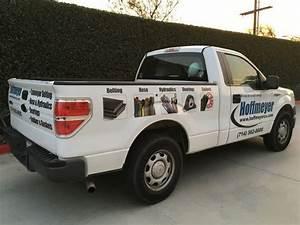 cost effective fleet truck graphics in orange county ca With truck lettering cost