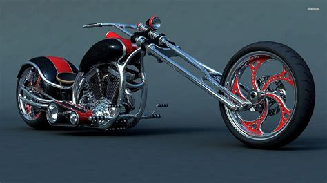 Custom Chopper Wallpapers