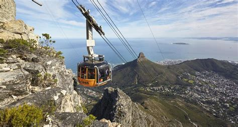 table mountain cable car table mountain cable car ticket specials 2018 the inside