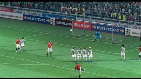 UEFA Champions League 2004 - 2005 demo (Download Game ...