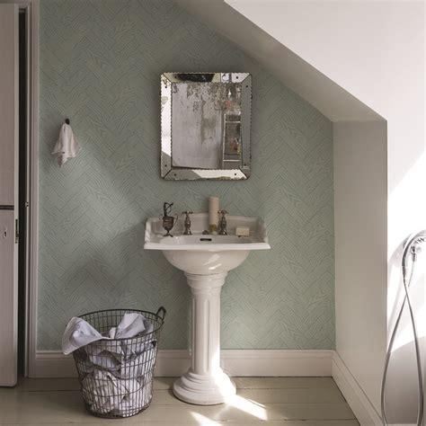 choisir un papier peint de salle de bains nos conseils