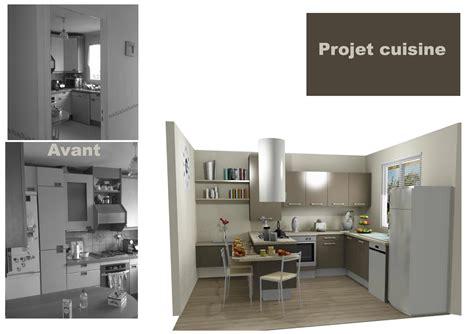 idee cuisine petit espace cuisine 20m2 top cuisine