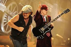 AC/DC Hope to Record New Album Once Band Member Recovers ...