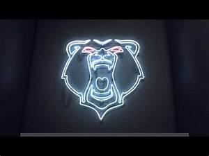 After Effects Template Neon Sign Kit