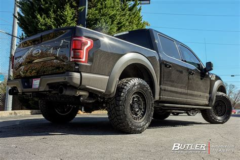 jeep wheels and tires packages ford raptor with 18in black rhino armory wheels