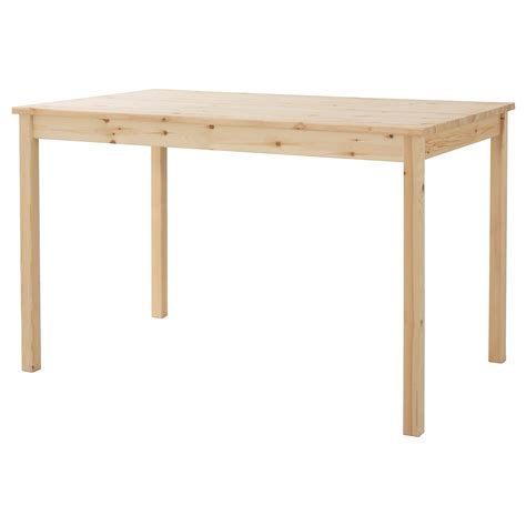 nook table ingo table pine 120x75 cm ikea