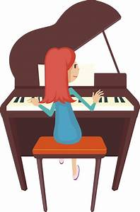 Playing Piano Clipart   Clipart Panda - Free Clipart Images