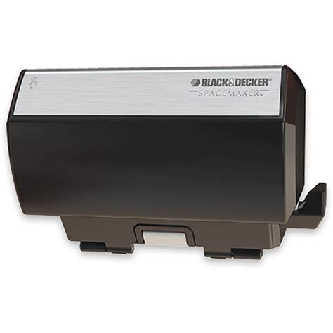 black and decker under cabinet can opener black and decker under counter can openers bizrate ask