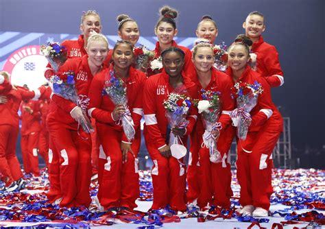 Delayed olympics benefits weary matildas. Meet the 2021 US Women's Olympic Gymnastics Team | POPSUGAR Fitness