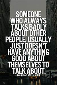 Someone who alw... Nice Talks Quotes