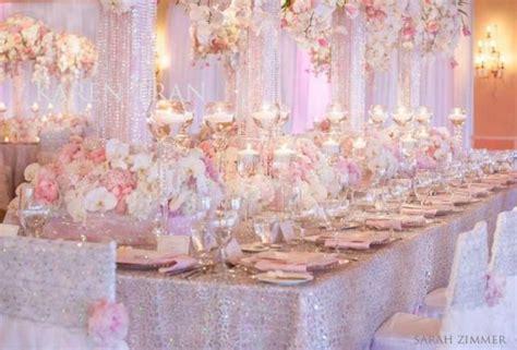 Ivory, Gold & Blush Multicultural Wedding In Atlanta
