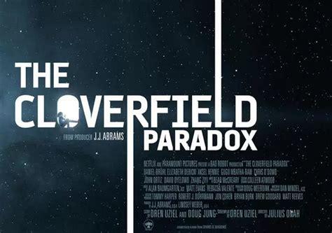 cloverfield paradox    released  netflix