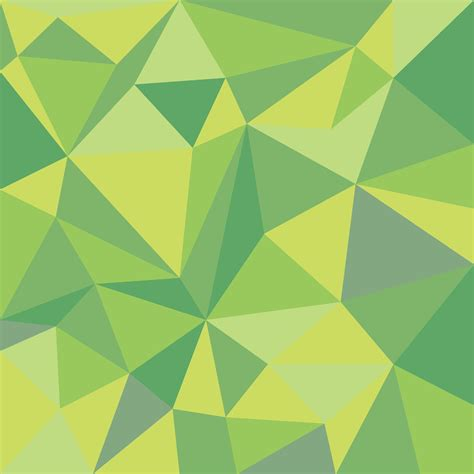 triangle abstract abstract pattern green wallpaper 3d