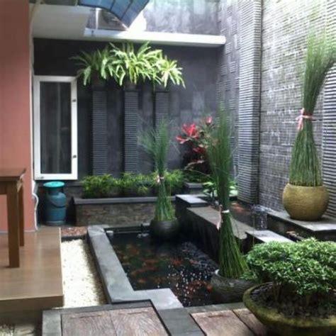 gambar desain taman belakang rumah destaman