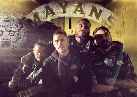 Sons of Anarchy spin-off voor Mayans MC