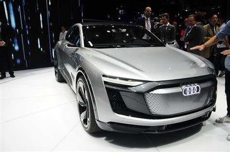 audi  offer production  tron sportback