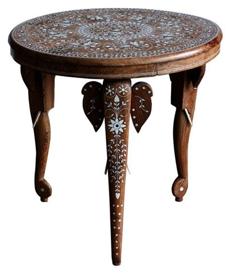 mother of pearl end table side table inlaid with mother of pearl at 1stdibs