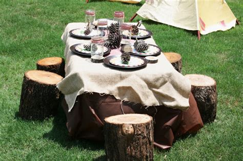10 Rustic Kids Birthday Party Ideas  Rustic Baby Chic