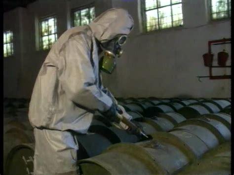 Nbc Protection / Barrel / Russia / 1997