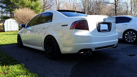 07 Acura Tl For Sale by Sold 2008 Acura Tl Type S Acurazine Acura Enthusiast