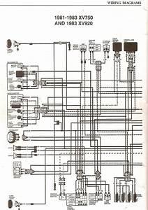 2004 Yamaha Virago 250 Wiring Diagram