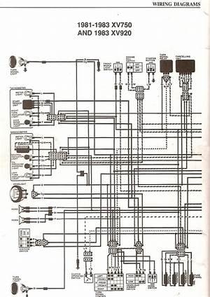1982 Virago 920 Wiring Diagram 3735 Julialik Es