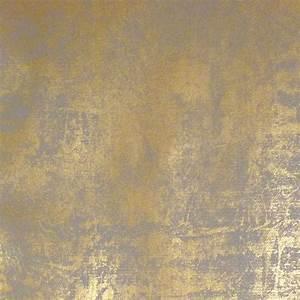 Wand Metallic Effekt : die besten 17 ideen zu goldene tapeten auf pinterest ~ Michelbontemps.com Haus und Dekorationen