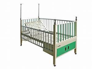 Luxury Manual Single Crank Children Bed Lt