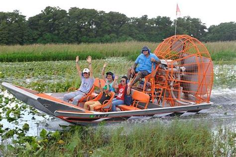 Boat Rides In Orlando by Boggy Creek Airboat Rides Florida Everglades Rides