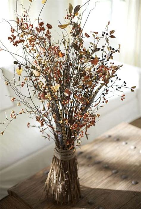harvest decoration ideas  thanksgiving digsdigs