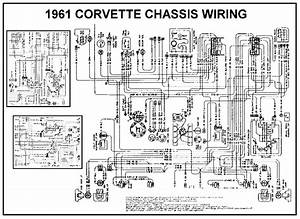 1961 Corvette Chassis Wiring - Diagram View