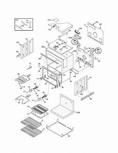 Kenmore 79047762401 Electric Wall Oven Parts