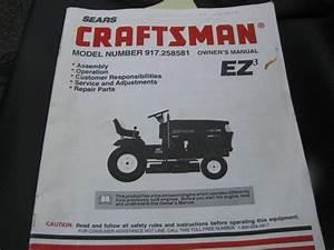 Craftsman Model 917 271121 Wiring Diagram