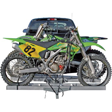 Rage Powersport Double Motorcycle Carrier — 600lb