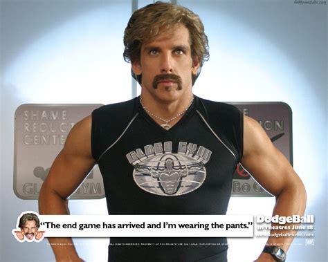 Ben Stiller As White Goodman Dodgeball A True Underdog