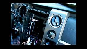 Ford F150 Dash Disassembly
