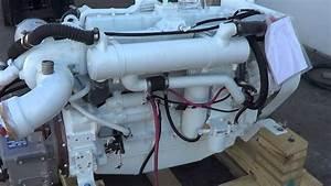 Seaboard Marine Cummins 6cta 450c Engine