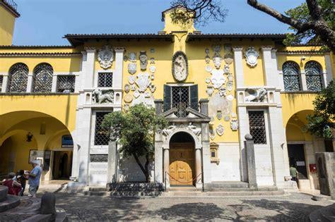 Ingresso Vittoriale Visita A Sal 242 E Al Vittoriale Degli Italiani Piemontestoria